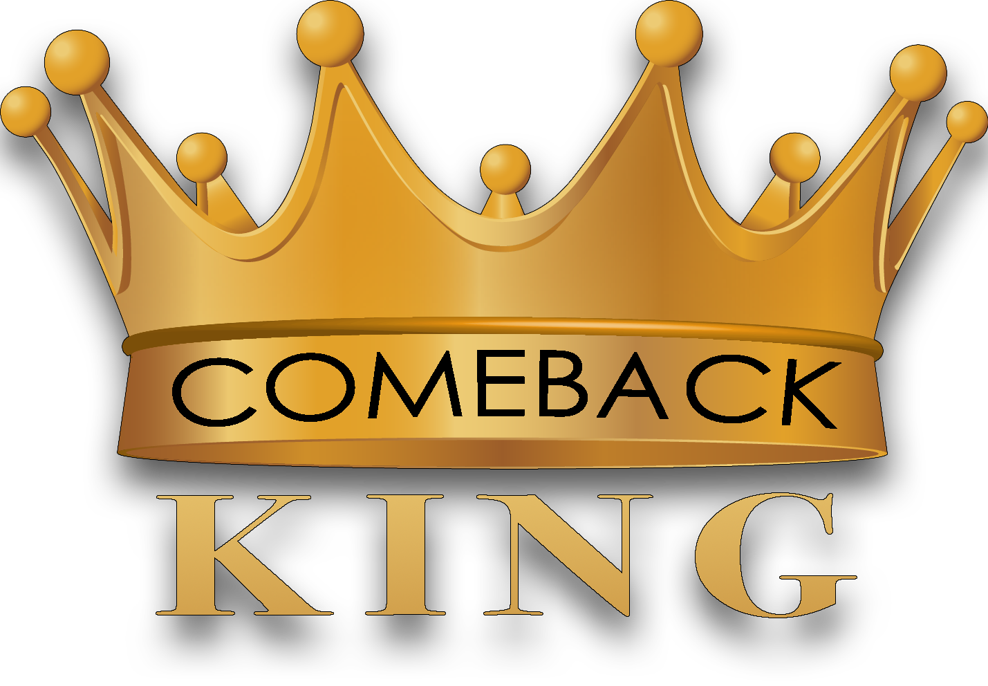 Comeback King – But it's not my fault! (Paul)