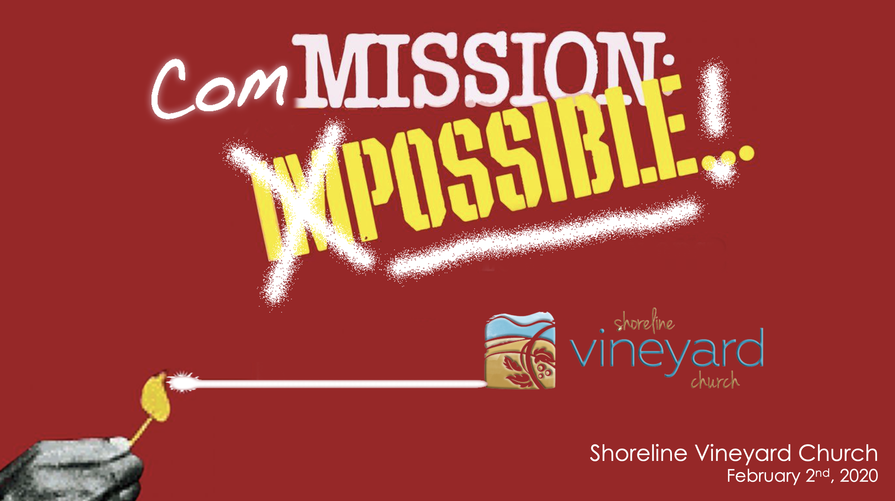 Commission Possible! – Sharing Hope