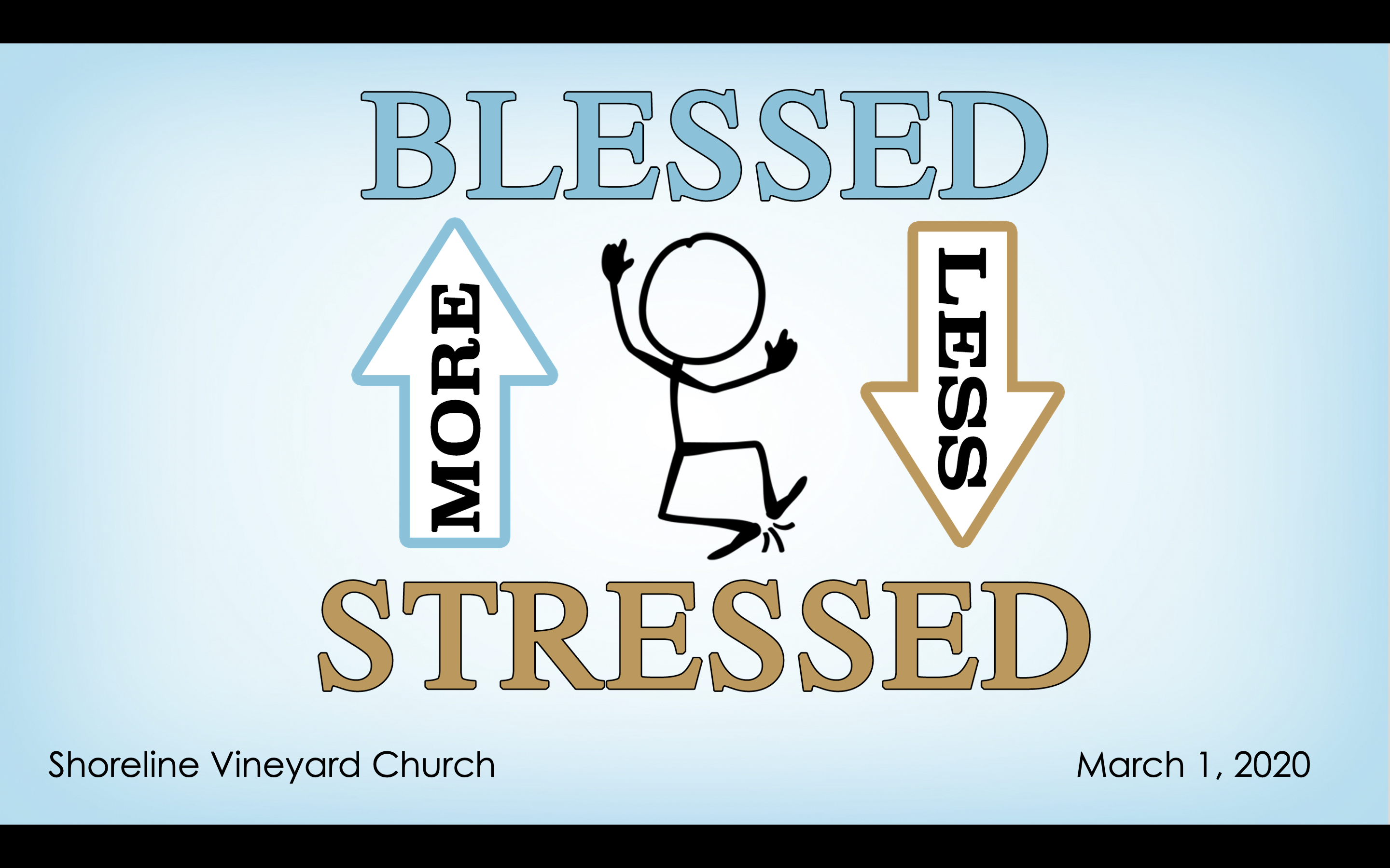 More Blessed – Less Stressed! The Basics of Blessings