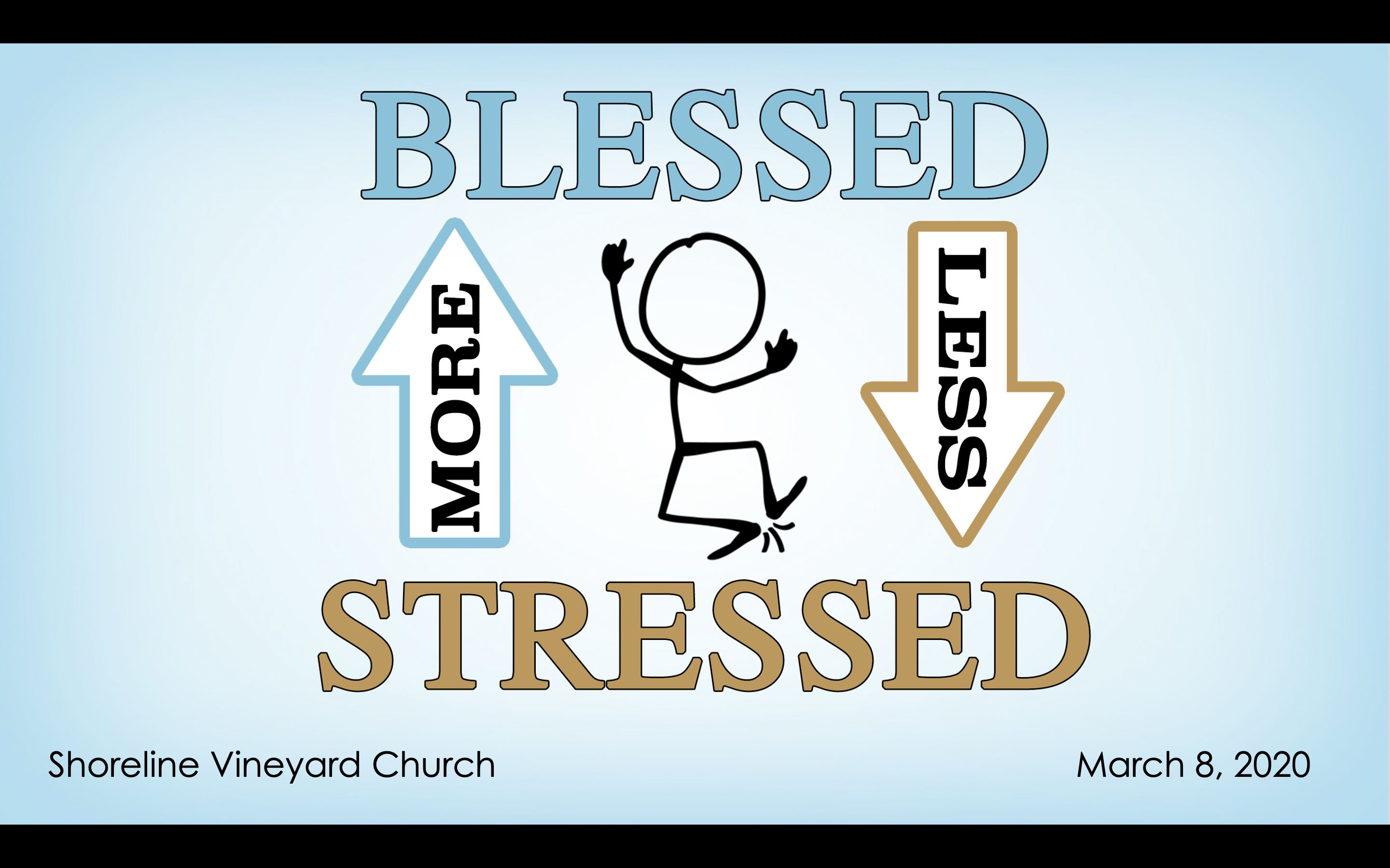 More Blessed – Less Stressed! Going for your Goals