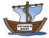 Getting Faith Part 1 – Into the Boat