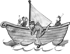 Getting Faith Part II – Out of the Boat
